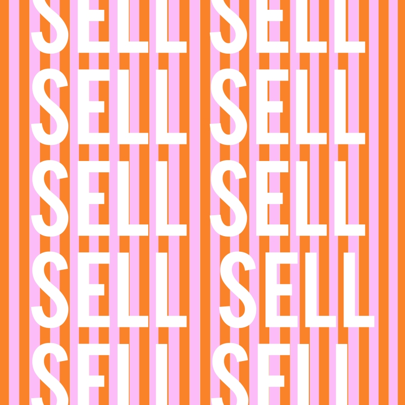 Sell, Sell, Sell – artists wanted