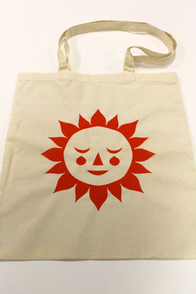 Screen Print Your Own Tote Bag with Karoline Rerrie